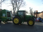 Tractors in parades, I love South Dakota