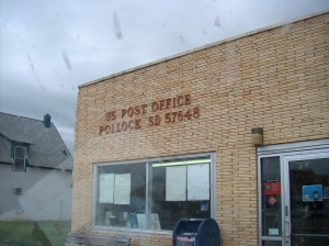 Second stop: the Post Office