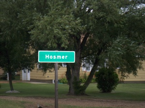 Next stop: Hosmer, SD